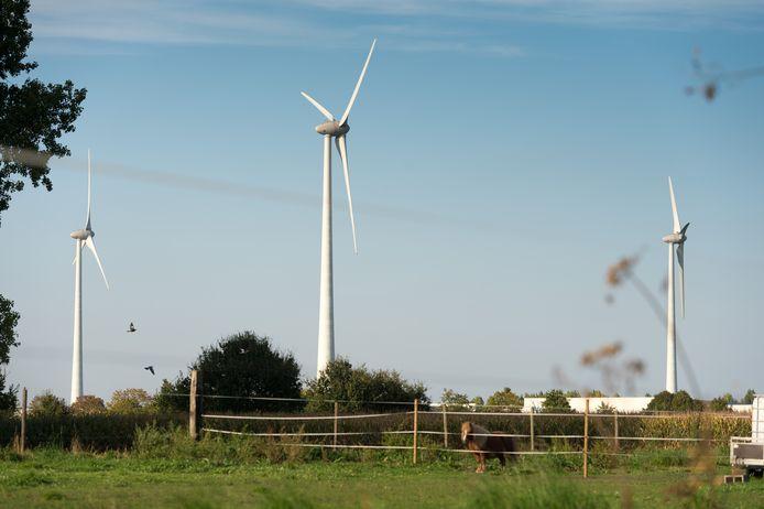 """""""De de 8 bestaande windturbines zorgen al voor teveel overlast."""""""