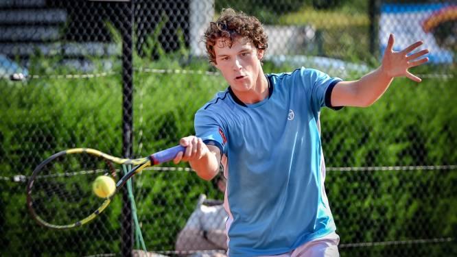 """Alexander Hoogmartens (TC Panorama) pakt in Alken eerste titel in een vijfsterrentoernooi: """"Ik weet wat er nodig is om te winnen"""""""