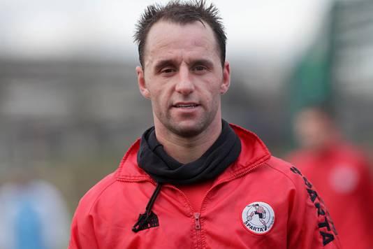Ricky van den Bergh bij Sparta.