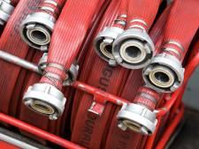 Grote brand verwoest sporthal in Noordwijkerhout volledig