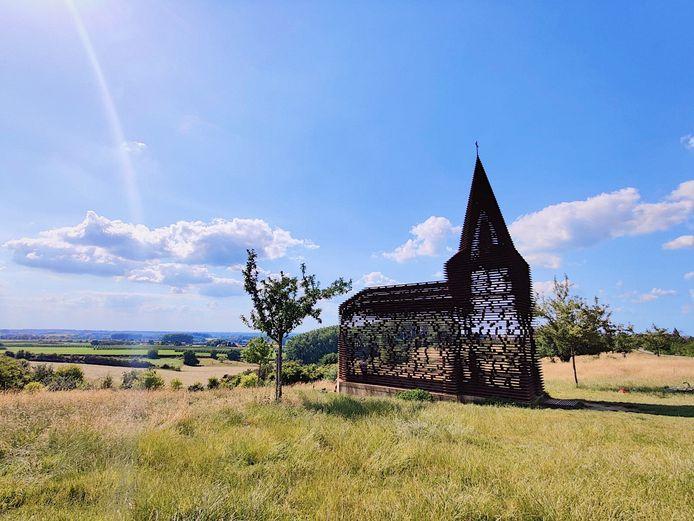 L'église Reading between the lines sera probablement l'un des endroits les plus en vue sur Instagram cet été.