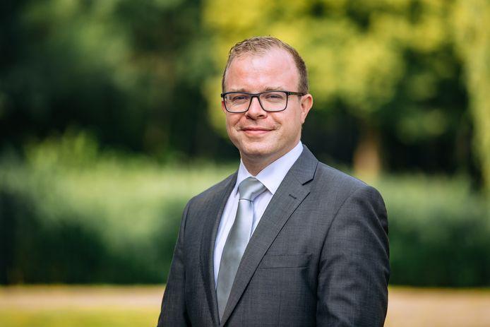 Johan Griffioen van uitvaartonderneming De Laatste Groet.