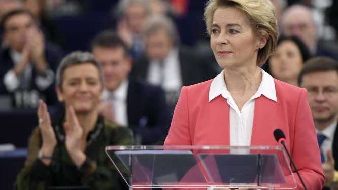 """Europese Commissie kan aan de slag met ambitieus programma: """"Green Deal is hard nodig"""""""