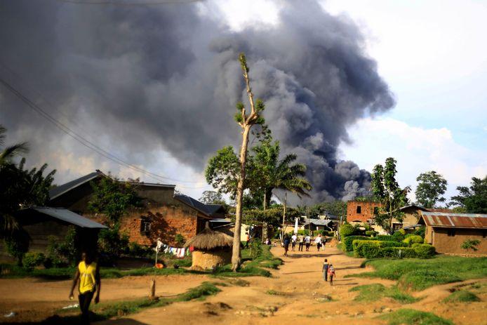 Sinds 5 november zijn in Beni en zijn omgeving, in Noord-Kivu, volgens waarnemers in totaal al negentig burgers gedood.