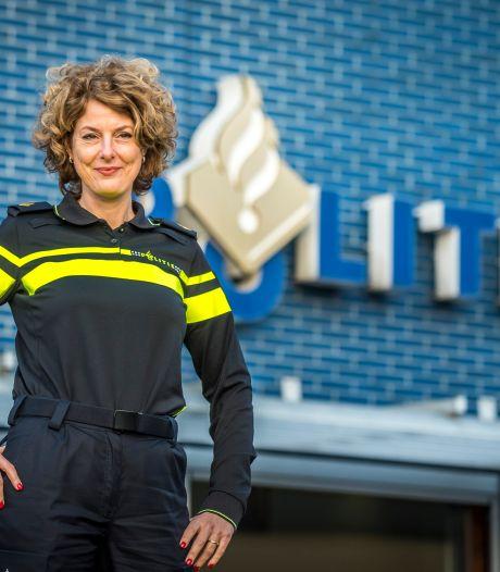 'Burger' als chef: de politie midden-Twente heeft het
