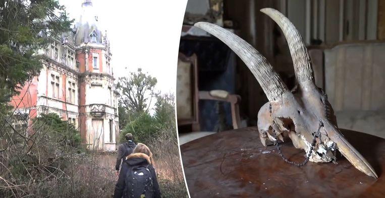 Bob Thissen trok met zijn team naar een verlaten kasteel in het noordoosten van Frankrijk.