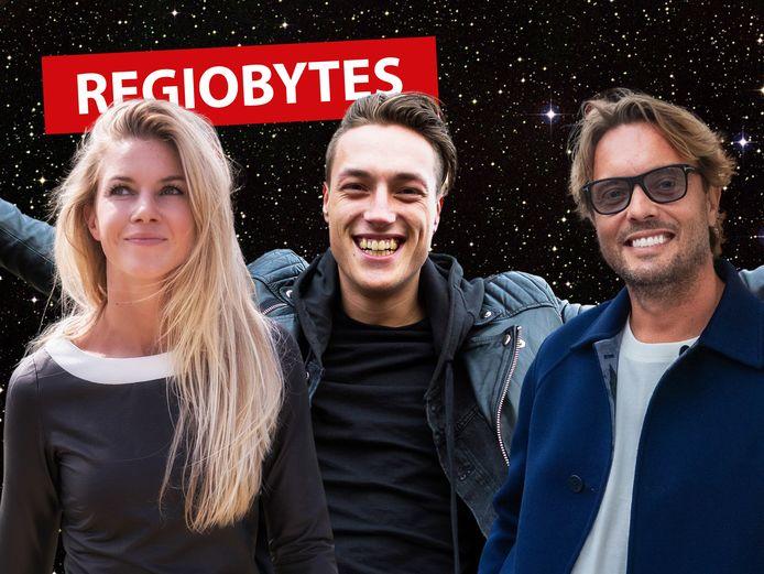 AD Groene Hart Regiobytes: Anouk Hoogendijk, Noah Zeeuw en Bas Smit