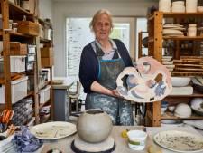 Keramiste Els uit Eefde gaat op de Engelse toer met Londense kunstenaar Paul: 'A perfect match'