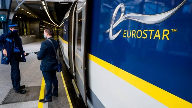 """Viré de l'Eurostar car il porte """"le mauvais type de masque"""": """"Un traitement très cruel"""""""