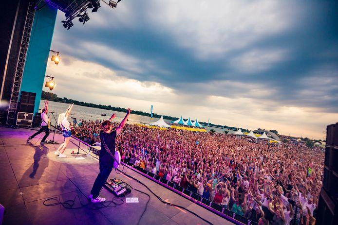 Festival Strand in 2019.