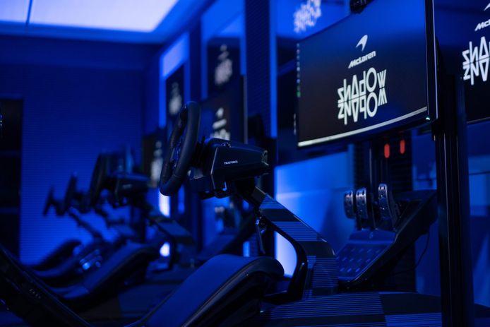 McLaren Racing opent een studio voor haar esportsteam, waar het team kan trainen. Ook fans en influencers zijn welkom.