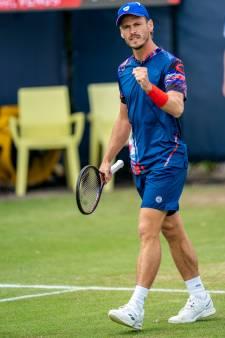 Tennisser Koolhof naar kwartfinale in Doha