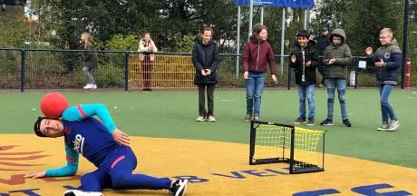 Cruyff Court Uden: voor voetbal maar ook straatcultuur