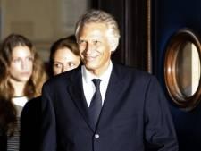 Villepin dénonce l'acharnement de Sarkozy
