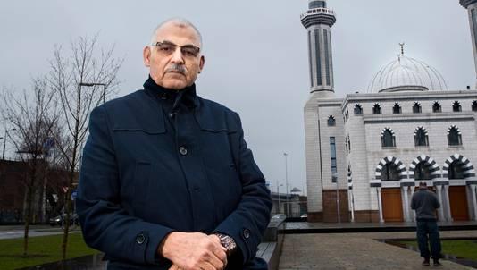 Oud-vicevoorzitter Abdelrazak Boutaher