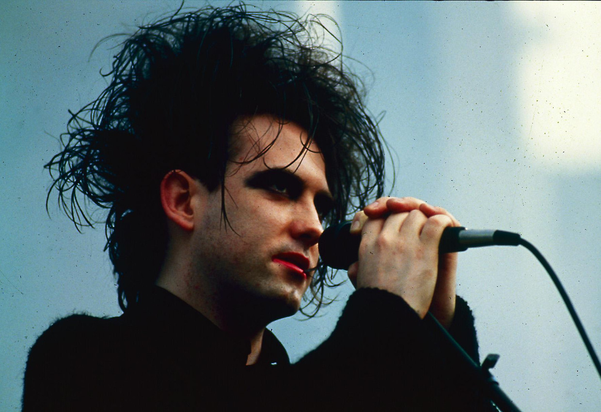 The Cure (Robert Smith) Beeld DOCUMENTATION