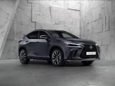 Nieuwe Lexus NX ook als plug-inhybride