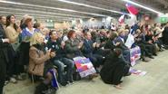 Sarkozy strijdt voor rechts leiderschap