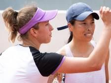 Elise Mertens dans le dernier carré du double à Wimbledon