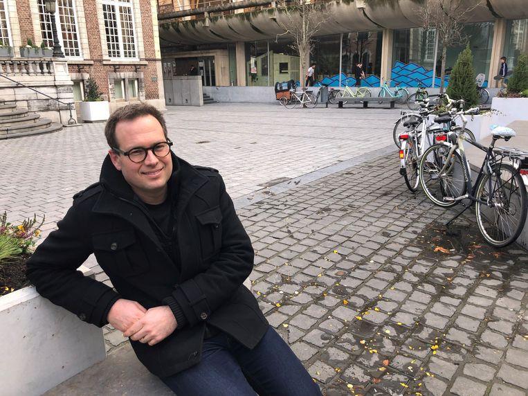 Ken Watzeels is de nieuwe voorzitter van Open Vld in Hasselt.