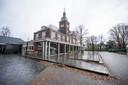 Bij het Parkgebouw in Rijssen wordt het hoofdgerecht van Hap & Stap geserveerd.