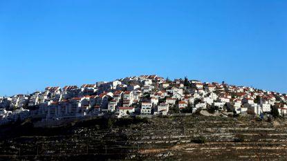 Israël geeft groen licht voor bouw van 2.200 nieuwe woningen op Westelijke Jordaanoever