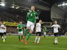 Noord-Ierland start in dezelfde groep als Oranje met winst