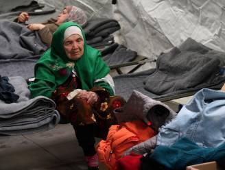 105-jaar oude Afghaanse op zoek naar beter leven in Europa
