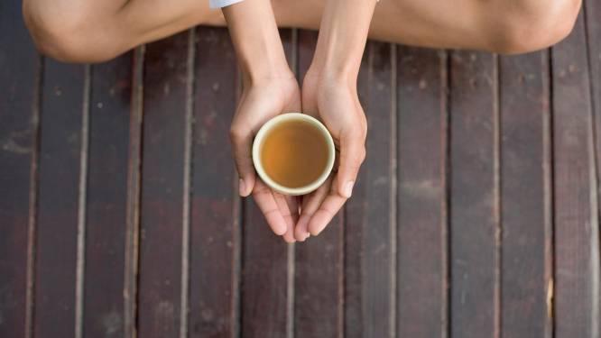 Groene thee is goed voor je, maar drink jij je kopje wel op de juiste manier?