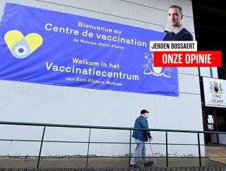"""ONZE OPINIE. """"De vaccintwijfel in Brussel is ook een Vlaams en Waals probleem"""""""