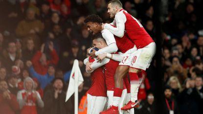 Belgen in het buitenland: Arsenal knikkert Chelsea ondanks treffer Hazard uit League Cup - Praet valt uit bij 'Samp'