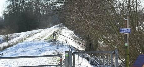 Wandeldijk bij Brakel te gevaarlijk, eerst moeten dode en zieke bomen weg