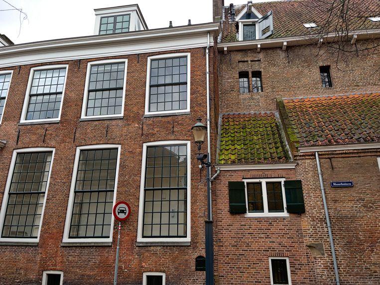 Muurhuizen 1 en 3. Beeld Louël de Jong