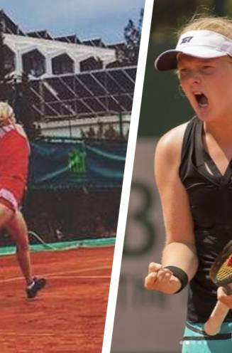 Het opmerkelijke verhaal van Francesca Jones, tennisster met een beperking die op de Australian Open het ongelijk van dokters bewijst