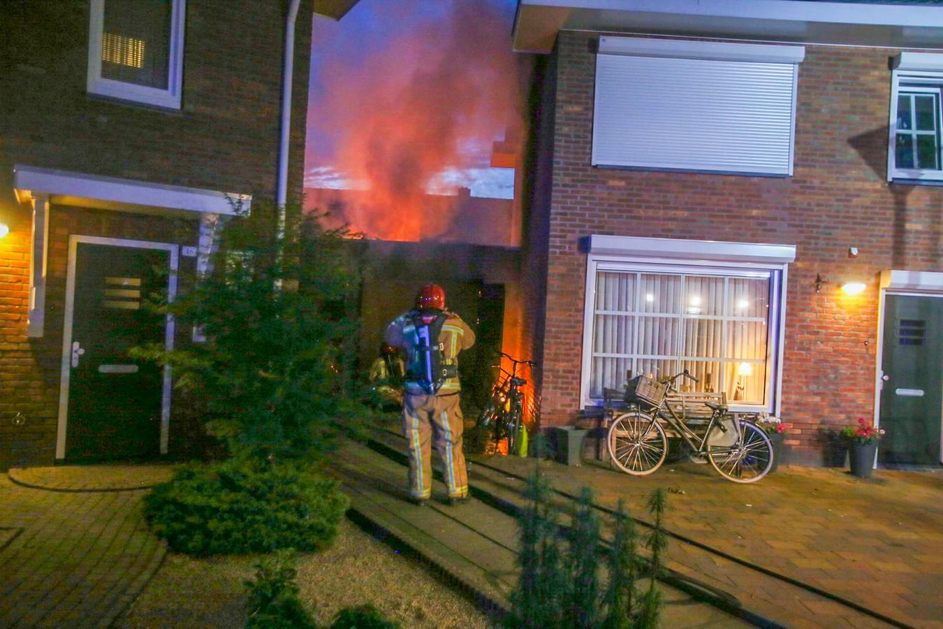 Brand Jan van der Spekstraat