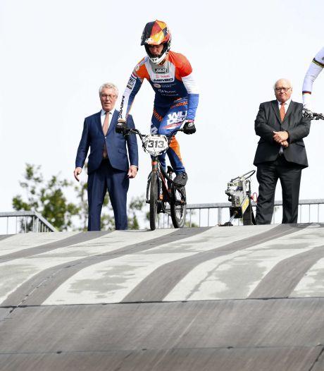 WK BMX op Papendal slechts één dag in plaats van een week: 'Dit doet pijn, de kater is enorm'