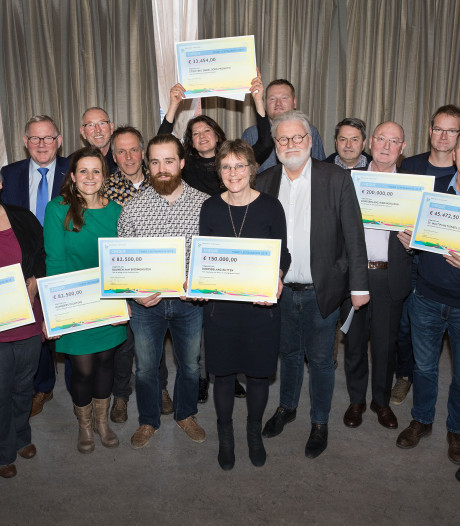 Zeven ton voor Flevolandse leefbaarheidsprojecten