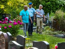 Deventer Molukkers vragen om eeuwige rust voor (groot)ouders die voor Nederland vochten