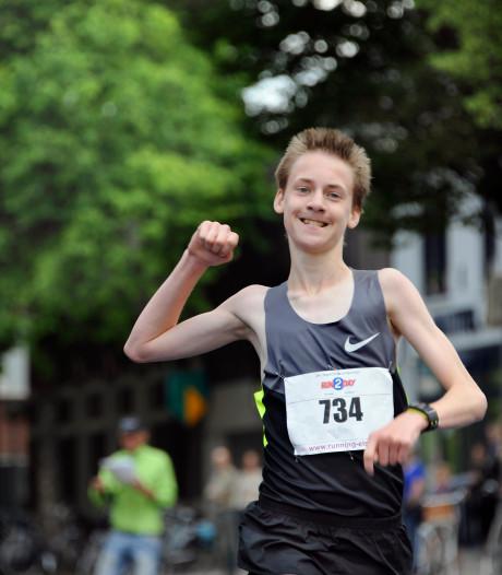 Nieuwe trainingsaanpak werkt heilzaam voor atleet Niels Theloosen