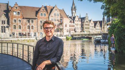 """Bram Van Braeckevelt over de toekomst van het Gents toerisme: """"Het is een unieke periode om onze eigen stad en streek te bezoeken"""""""