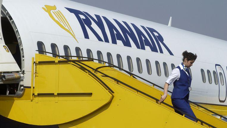 Ryanair kwam al eerder in het nieuws met verhalen over slechte werkomstandigheden. Beeld hollandsehoogte