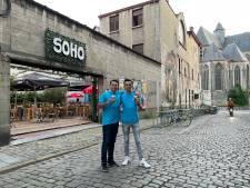 Nieuw in Gent: horecavrienden bouwen verlaten parking om tot gezellige zomerbar