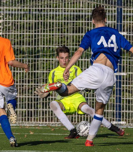 Betuws voetbal: enorme nederlaag SDOO, gemiste strafschop nekt SVHA en Valburg lacht het hardst in derby
