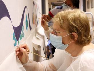 AZ Sint-Lucas zet Wereld Dementie Dag in kijker met allerlei activiteiten voor patiënten met cognitieve stoornissen