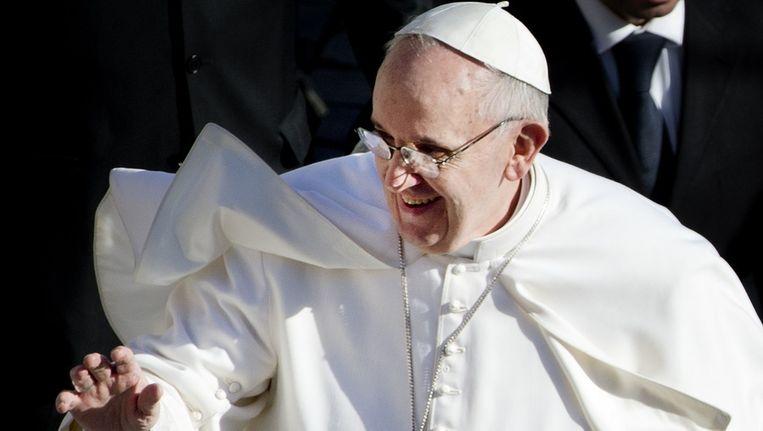 Paus Franciscus Beeld anp