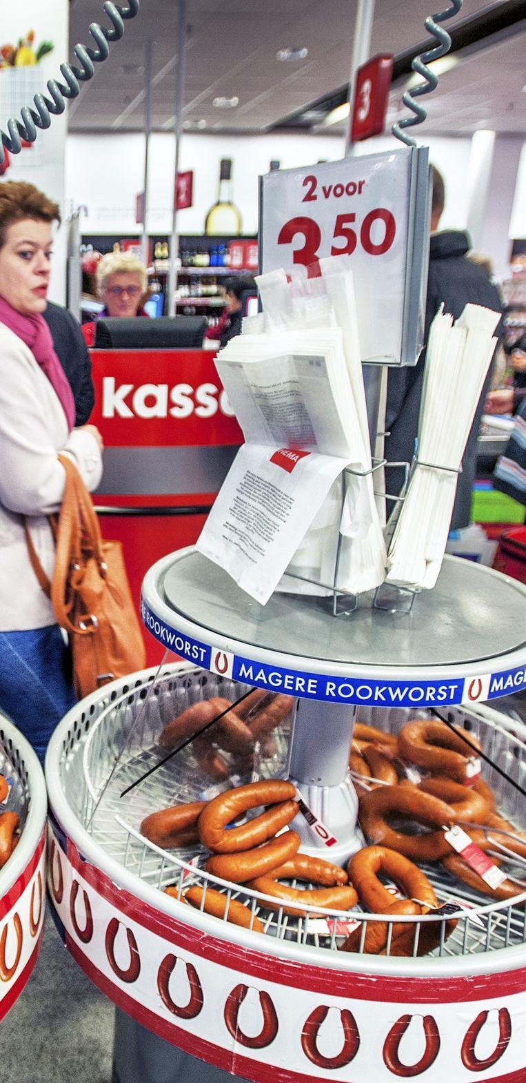 De Hema in Amstelveen Beeld Raymond Rutting / De Volkskrant