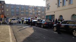 Donuts op Turnhoutsebaan: Antwerpse politie rijdt dolle trouwstoet klem