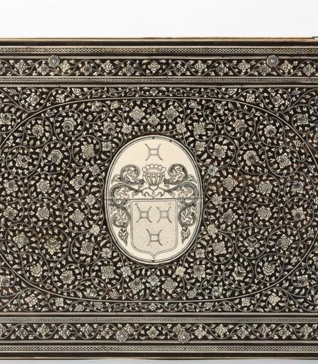 Deze Zeeuwse brievenkist gaat onder de hamer voor ruim 20.000 euro