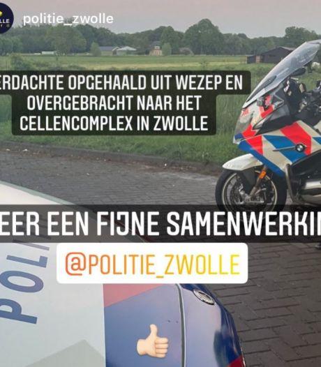 Bestuurder moet auto inleveren bij controle in Oldebroek: géén rijbewijs, wél drugs
