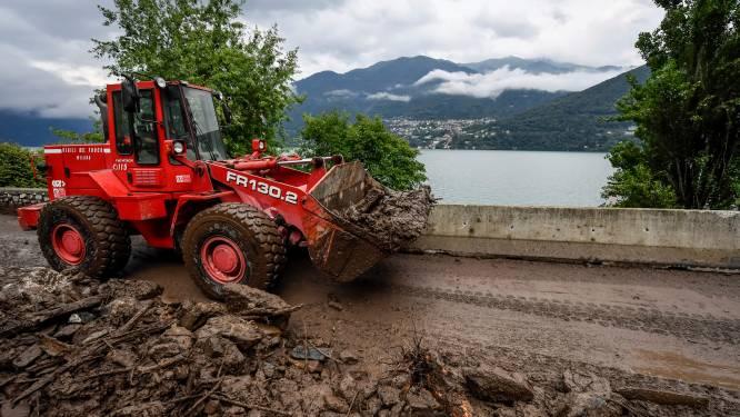 Zuid-Tirol en Lombardije kampen met wateroverlast